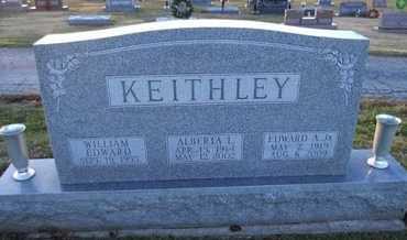 KEITHLEY, EDWARD AUSTIN JR - Pike County, Missouri | EDWARD AUSTIN JR KEITHLEY - Missouri Gravestone Photos