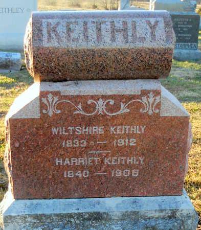 KEITHLEY, HARRIET - Pike County, Missouri | HARRIET KEITHLEY - Missouri Gravestone Photos