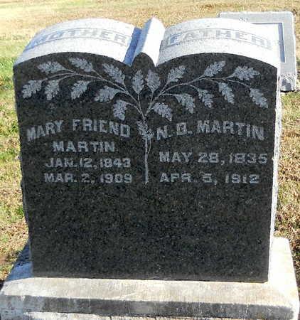 MARTIN, MARY - Pike County, Missouri   MARY MARTIN - Missouri Gravestone Photos