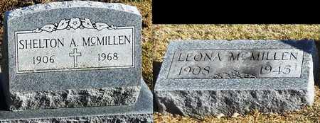 MCMILLEN, SHELTON A - Pike County, Missouri | SHELTON A MCMILLEN - Missouri Gravestone Photos