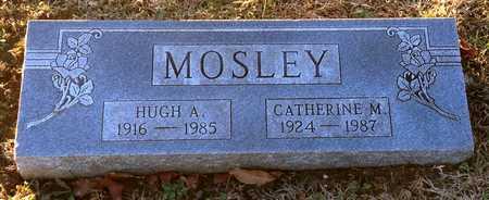 MOSLEY, HUGH A - Pike County, Missouri | HUGH A MOSLEY - Missouri Gravestone Photos
