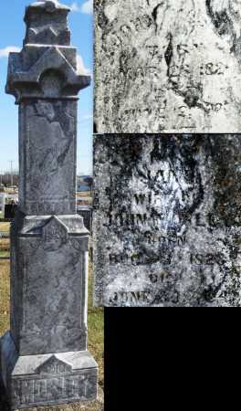 MOSLEY, JANE - Pike County, Missouri | JANE MOSLEY - Missouri Gravestone Photos