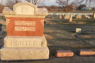 PORTER, ADDIE BELL - Pike County, Missouri   ADDIE BELL PORTER - Missouri Gravestone Photos