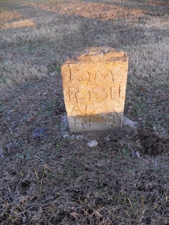 RUSSEL, TOM - Pike County, Missouri | TOM RUSSEL - Missouri Gravestone Photos