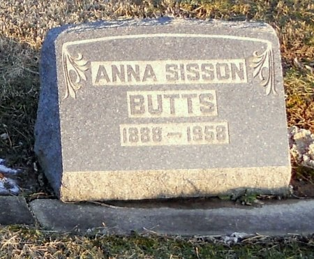 CARROLL SISSON, ANNA LAURA - Pike County, Missouri | ANNA LAURA CARROLL SISSON - Missouri Gravestone Photos