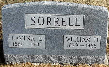 SORRELL, WILLIAM H - Pike County, Missouri | WILLIAM H SORRELL - Missouri Gravestone Photos