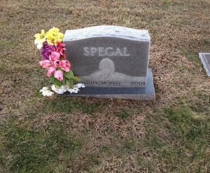 SPEGAL, DOROTHY M - Pike County, Missouri | DOROTHY M SPEGAL - Missouri Gravestone Photos