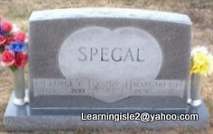 SPEGAL, GEORGE E (VETERAN WWII) - Pike County, Missouri | GEORGE E (VETERAN WWII) SPEGAL - Missouri Gravestone Photos