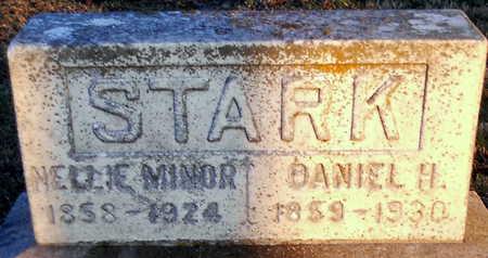 MINOR STARK, NELLIE - Pike County, Missouri | NELLIE MINOR STARK - Missouri Gravestone Photos