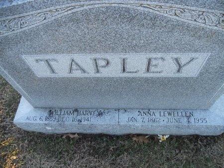 TAPLEY, WILLIAM HARVEY - Pike County, Missouri   WILLIAM HARVEY TAPLEY - Missouri Gravestone Photos