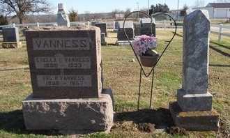 VANNESS, STELLA C - Pike County, Missouri | STELLA C VANNESS - Missouri Gravestone Photos