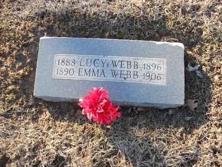 WEBB, LUCY - Pike County, Missouri | LUCY WEBB - Missouri Gravestone Photos