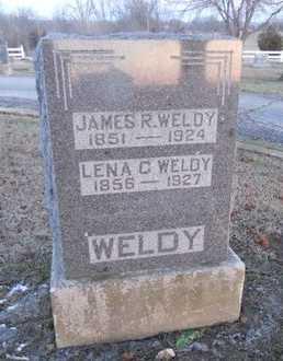 WELDY, LENA C - Pike County, Missouri | LENA C WELDY - Missouri Gravestone Photos