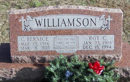 WILLIAMSON, ROY C - Pike County, Missouri | ROY C WILLIAMSON - Missouri Gravestone Photos