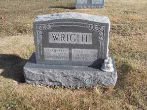WRIGHT, JAMES WHITELY - Pike County, Missouri | JAMES WHITELY WRIGHT - Missouri Gravestone Photos
