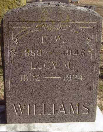 "WILLIAMS, MARGARET LUCY ""LOU"" - Polk County, Missouri 