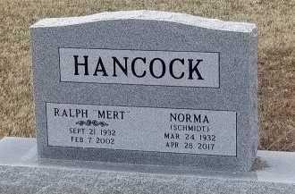 HANCOCK, NORMA - Pulaski County, Missouri | NORMA HANCOCK - Missouri Gravestone Photos