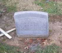 BROWN, JOHN W III - Ralls County, Missouri | JOHN W III BROWN - Missouri Gravestone Photos