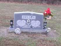 DRYDEN, LAWRENCE M - Ralls County, Missouri | LAWRENCE M DRYDEN - Missouri Gravestone Photos