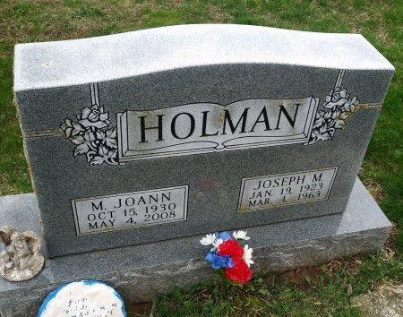 "HOLMAN, MARTHA JOANN ""JODY"" - Ralls County, Missouri | MARTHA JOANN ""JODY"" HOLMAN - Missouri Gravestone Photos"