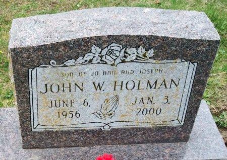 "HOLMAN, JOHN W ""JOHNNIE"" - Ralls County, Missouri   JOHN W ""JOHNNIE"" HOLMAN - Missouri Gravestone Photos"