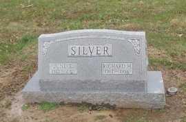 SILVER, RICHARD H - Ralls County, Missouri   RICHARD H SILVER - Missouri Gravestone Photos