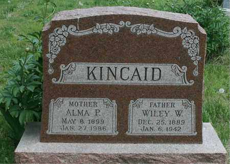 KINCAID, WILEY WILLIAM - Ray County, Missouri | WILEY WILLIAM KINCAID - Missouri Gravestone Photos