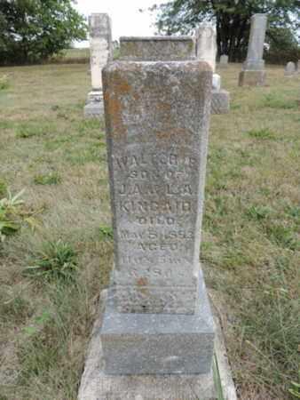 KINCAID, WALTER THURSTON - Ray County, Missouri | WALTER THURSTON KINCAID - Missouri Gravestone Photos