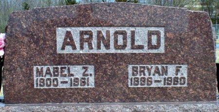 ARNOLD, BRYAN FLOYD (VETERAN WWI) - Schuyler County, Missouri | BRYAN FLOYD (VETERAN WWI) ARNOLD - Missouri Gravestone Photos