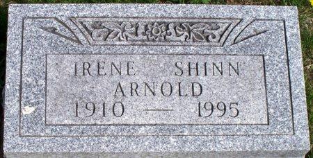 WILLIAMS SHINN, IRENE B. - Schuyler County, Missouri | IRENE B. WILLIAMS SHINN - Missouri Gravestone Photos