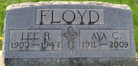 FLOYD, AVA CORRINE - Schuyler County, Missouri | AVA CORRINE FLOYD - Missouri Gravestone Photos