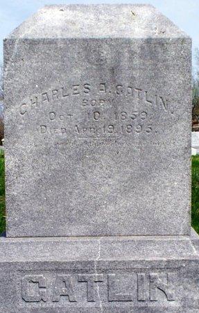 GATLIN, CHARLES A. - Schuyler County, Missouri   CHARLES A. GATLIN - Missouri Gravestone Photos