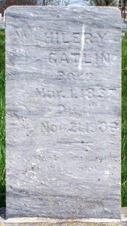 GATLIN, HILERY - Schuyler County, Missouri   HILERY GATLIN - Missouri Gravestone Photos