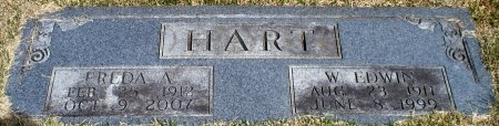 HART, WILLIAM EDWIN - Schuyler County, Missouri | WILLIAM EDWIN HART - Missouri Gravestone Photos