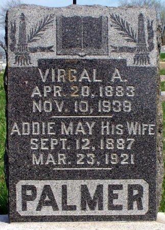 PALMER, VIRGAL A. - Schuyler County, Missouri | VIRGAL A. PALMER - Missouri Gravestone Photos