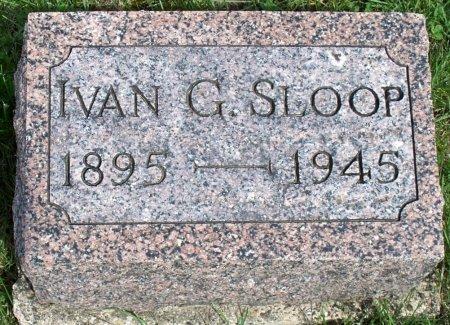SLOOP, IVAN GLEN - Schuyler County, Missouri   IVAN GLEN SLOOP - Missouri Gravestone Photos
