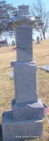 GARR, RICHARD - Scotland County, Missouri | RICHARD GARR - Missouri Gravestone Photos