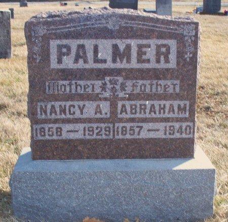 PALMER, ABRAHAM - Scotland County, Missouri | ABRAHAM PALMER - Missouri Gravestone Photos