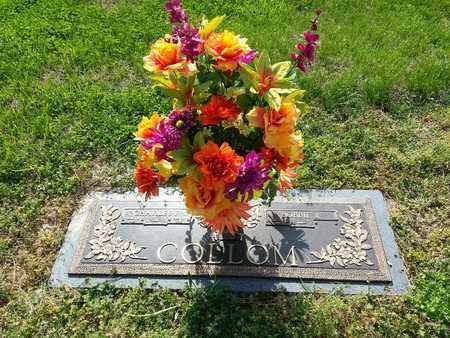 COLLOM, CHARLES - Scott County, Missouri | CHARLES COLLOM - Missouri Gravestone Photos