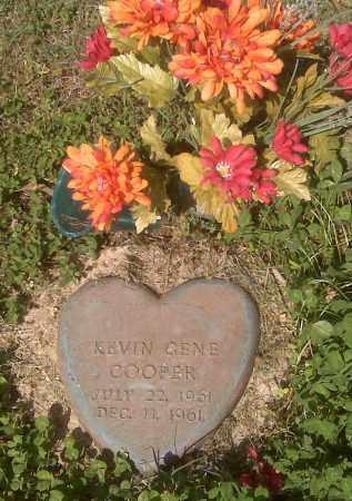 COOPER, KEVIN GENE - Scott County, Missouri   KEVIN GENE COOPER - Missouri Gravestone Photos