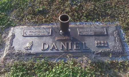 DANIEL, HEARTSILL - Scott County, Missouri | HEARTSILL DANIEL - Missouri Gravestone Photos