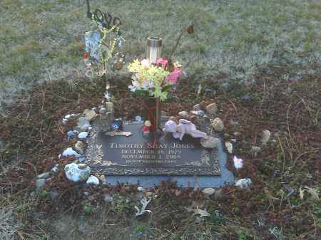 JONES, TIMOTHY SHAY - Scott County, Missouri | TIMOTHY SHAY JONES - Missouri Gravestone Photos