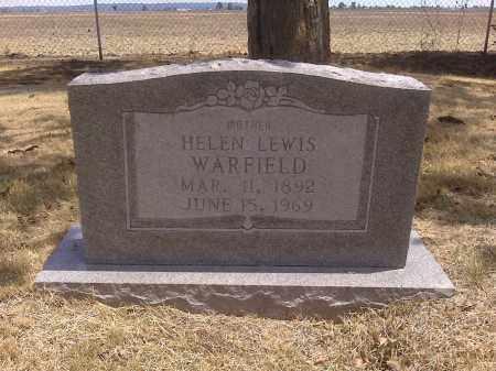 WARFIELD, HELEN - Scott County, Missouri | HELEN WARFIELD - Missouri Gravestone Photos