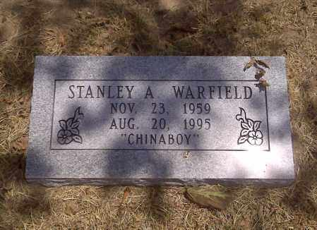 "WARFIELD, STANLEY A ""CHINABOY"" - Scott County, Missouri 