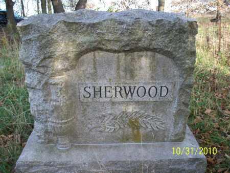 SHERWOOD, FAMILY STONE - Shelby County, Missouri | FAMILY STONE SHERWOOD - Missouri Gravestone Photos