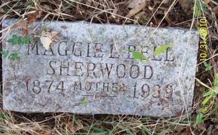 SHERWOOD, MAGGIE L - Shelby County, Missouri | MAGGIE L SHERWOOD - Missouri Gravestone Photos