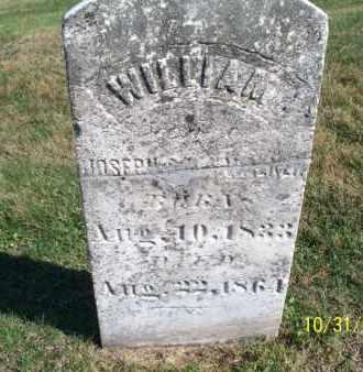 WILLIAMS, JOSEPH - Shelby County, Missouri | JOSEPH WILLIAMS - Missouri Gravestone Photos