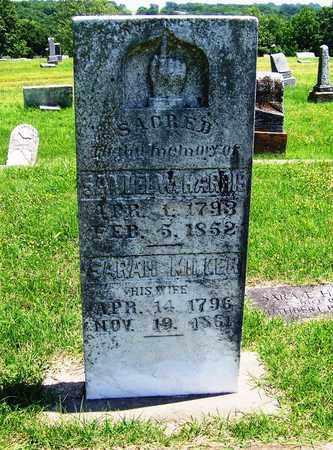 HARRIS, SAMUEL W - St. Clair County, Missouri | SAMUEL W HARRIS - Missouri Gravestone Photos