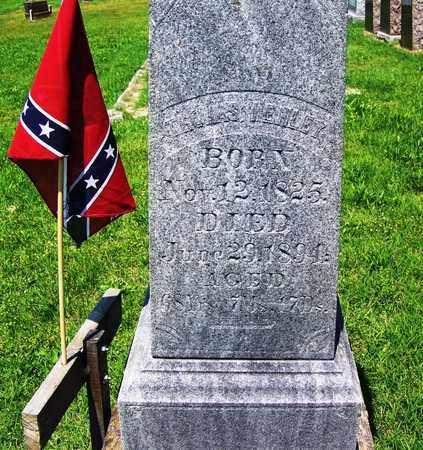 HENLEY, THOMAS (VETERAN CSA) - St. Clair County, Missouri | THOMAS (VETERAN CSA) HENLEY - Missouri Gravestone Photos