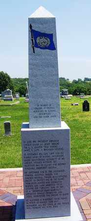 *MEMORIAL, TO OSCEOLA CITIZENS (FAMOUS) - St. Clair County, Missouri | TO OSCEOLA CITIZENS (FAMOUS) *MEMORIAL - Missouri Gravestone Photos